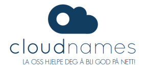 Cloudnames_norsk_logo